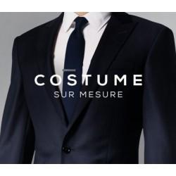 Costume sur mesure